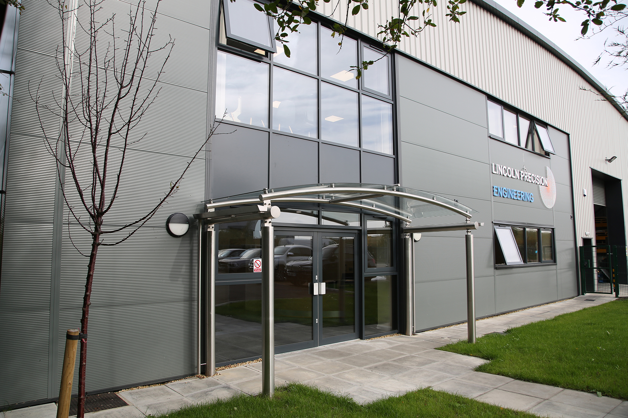 Precision Engineering - Grey Aluminium Windows, Doors, Bi-folds and Curtain Walling by Newglaze Windows